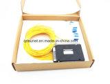 De Optische Apparatuur van de vezel 1490nm tot 1610nm Optische Golflengte 3.0mm 16 Kanaal CWDM
