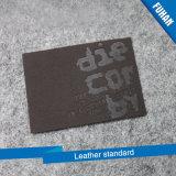 Commerce de gros Label de Jeans en cuir