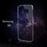 Selling quente Ultra Thin TPU Caso para Samsung S6
