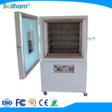 Precisión del laboratorio que seca el horno industrial