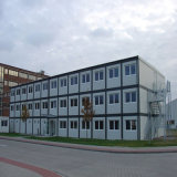 개인적인 생존을%s 강철 구조물 집 또는 조립식으로 만들 모듈 또는 이동할 수 있는 또는 조립식 건물
