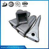 Acier de qualité modifié/dents de position excavatrice de pièce forgéee avec le service de Custom/OEM
