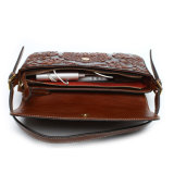 Borse di qualità superiore del sacchetto di spalla del cuoio del progettista di prezzi all'ingrosso per le donne