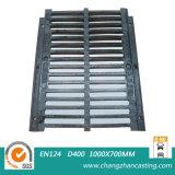 Сверхмощные дуктильные решетки буерака утюга D400