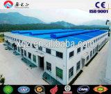 Taller de la estructura de acero, planta de fábrica (SSW 15027)