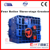 Mining Broken Machine for Clouded Furnace Roller Three Stage Crusher with ISO