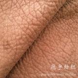 Tela de matéria têxtil enfrentada dobro macia superior da HOME do velo para a toalha