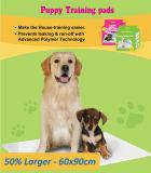 X-Große super saugfähige Welpen-Hündchen-Haustier-Toiletten-Trainings-Auflagen (TP2430)