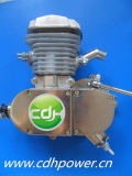 Cdh Chromed Engine; Bike Motor 80cc