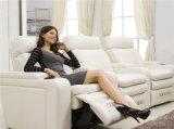 بيتيّ أثاث لازم [ركلينر] جلد أريكة نموذج 920