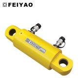 La marca de la serie Feiyao Brl 100 toneladas de alto tonelaje push-pull cilindro hidráulico de acción de doble extremo
