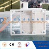 Plaque de filtre à haute pression de Plaque-Bâti de Dazhang