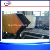 Máquina de estaca de alumínio automática do plasma do CNC do perfil da câmara de ar de cobre/tubulação