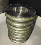 Forma da ferrite dos ímãs que dá forma à roda de moedura do diamante