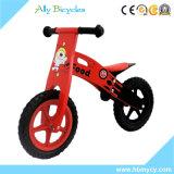 Bicyclette d'enfants du vélo du gosse courant de sports d'équilibre de bébé en bois de vélo