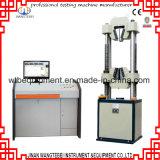 Équipement d'essai universel servo électrohydraulique automatisé par Wth-W600