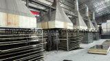 La construcción de madera contrachapada de contrachapado de 9mm película negra la madera contrachapada