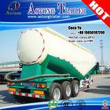 3 assen 50cbm de Semi Aanhangwagen van de Tank van het Cement Bulker
