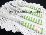Het hete Tafelgereedschap van het Roestvrij staal van de Verkoop met Plastic Handvat