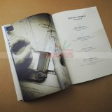 Catálogo de lujo de alta calidad de impresión para una empresa inmobiliaria