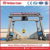 Top1 Crane fabricant en Chine grue à portique Weihua Rtg Pneu en caoutchouc