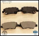 Fabricant Chinois D1445 de plaquettes de frein pour Hyundai Kia Pièces de voiture
