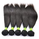 Extension de cheveux brésiliens Virgin Remy Tissage de cheveux humains droites