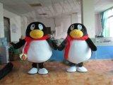 Hi fr71 Costrume Fat Penguin mascotte