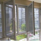 PVC上塗を施してあるステンレス鋼の金属の網