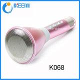 Mini drahtloses Mikrofon des Bluetooth Mikrofon-Lautsprecher-K068
