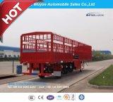 3 remorque de camion de cargaison de l'essieu 40FT ou semi-remorque d'utilitaire