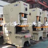 Metal de folha do C que dá forma carimbando a imprensa e a máquina de perfuração