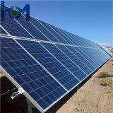 Glace Tempered en verre d'arc en verre à énergie solaire de picovolte