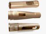 Cnc-Drehbank-Teile für Mikrofon