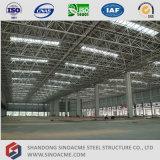 Sinoacmeは工場によって取除かれた鉄骨構造を組立て式に作った