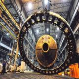 Processo de seca Grade de moagem moinho de bolas da Máquina para minério de ferro