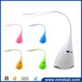 Altoparlante senza fili creativo di Bluetooth della lampada di scrittorio di T11 LED