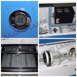 Alta máquina de grabado de madera del laser de la precisión K6040 con precio bajo