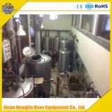 De verse Apparatuur van het Bierbrouwen, het Systeem van de Micro- Brouwerij van het Bier