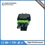 Разъем 12010717 штепсельной вилки уплотнения провода Делфи водоустойчивый