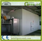 Chaîne de production végétale congelée automatique