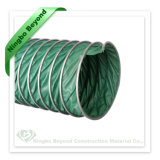 Condotto di aria flessibile della tela di canapa a temperatura elevata per ventilazione