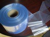 Empaquetage de film de rétrécissement de pli central de PVC