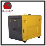 Тип Air-Coold 4.6kVA дизельного генератора (TWDG6700T)