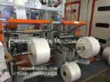 Double tête à grande vitesse aba trois couches de machine de soufflement de film