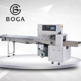 Usine automatique de machine de conditionnement de produits remplaçables de flux professionnel de constructeur