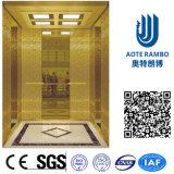 La trazione Gearless Vvvf guida a casa l'elevatore della villa (RLS-230)
