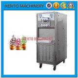 Gelatoの柔らかいサーブのアイスクリームメーカーディスペンサー