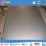 2b terminar com certificação CE de chapa de aço inoxidável laminado a frio