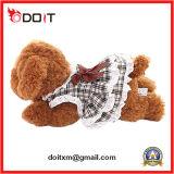 Het mooie Stuk speelgoed van de Hond van de Pluche van de Hond van de Slaap Stuk speelgoed Gevulde